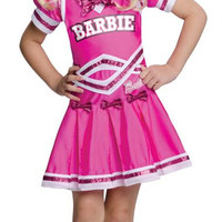 Barbie Cheerleader Child Small