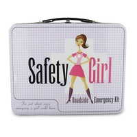 Safety Girl Deluxe Roadside Emergency Kit
