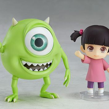 Mike & Boo Standard Set - Nendoroid - Monsters, Inc. (Pre-order)