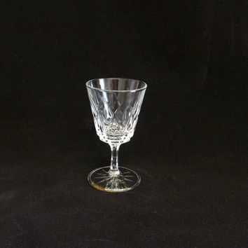 Sherry Glass, Small Liqueur Glass, Snifter, Fortified Wine or Port, Clear Glass