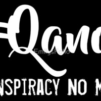 'QANON CONSPIRACY NO MORE GIFTS' by EmilysFolio