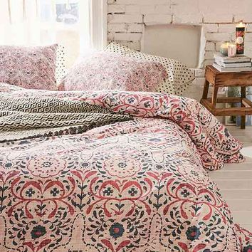 Holli Zollinger For DENY Fiona Duvet Cover
