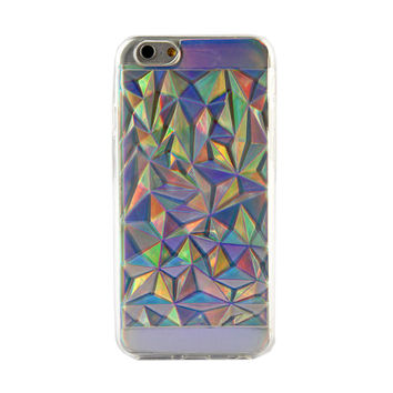 Cool DIAMOND HOLOGRAM IPHONE CASE