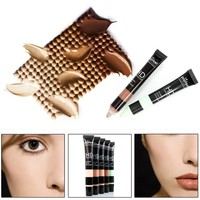 1Pcs Professional Face Base Make up Hose Concealer Trimming Cover Dark Circles Freckles Acne Cream Base