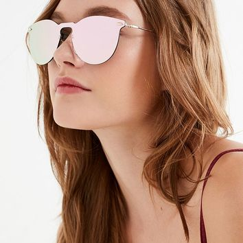 Radical Round Shield Sunglasses | Urban Outfitters