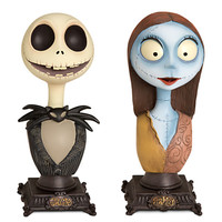 Disney Jack Skellington and Sally Bust Duet | Disney Store