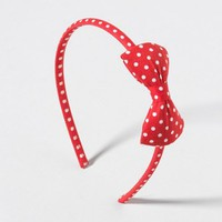 Get Spotted Headband  | Claire's