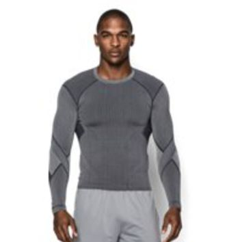 Under Armour Men's Quicksilver Seamless Long Sleeve Compression Shirt