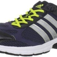 adidas Men's Duramo 4 M Running Shoe,Urban Sky/Matte Silver/Lab Lime,12 M US