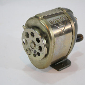 Vintage Boston Ks Pencil Sharpener