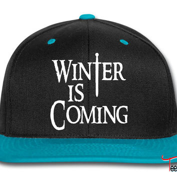 Winter Is Coming Snapback
