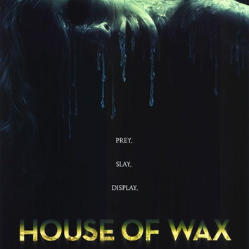 House of Wax 11x17 Movie Poster (2005)