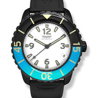 LOSANGELIST ? SKYWATCH / BLACK & BLUE 3-HAND We are big fans of...