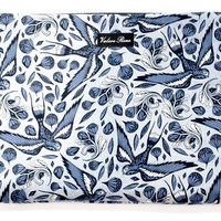 13 inch Laptop Sleeve in Blue Bird