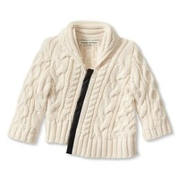 Banana Republic Mini Collection Fisherman Cardigan