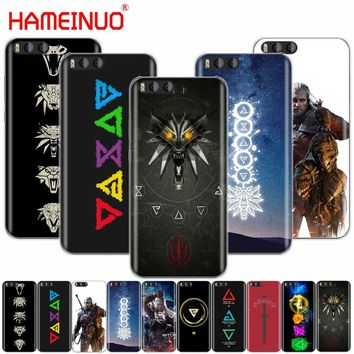 HAMEINUO The Witcher 3 Wild Hunt signs Cover phone Case for Xiaomi M Mi 3 4 5 5S 5C 5X 6 Mi4 Mi3 Mi4 4S 4I 4C Mi5 MI6 NOTE MAX