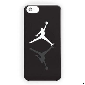 CREYUG7 Michael Jordan Jump Man Logo For iPhone 5 / 5S / 5C Case