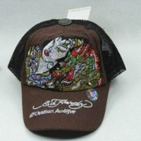 Ed hardy cap brand new style hat, bait Sta3 snapback hat