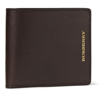Burberry Shoes & Accessories - Leather Billfold Wallet | MR PORTER