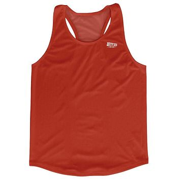 Cardinal Running Tank Top Racerback Track and Cross Country Singlet Jersey