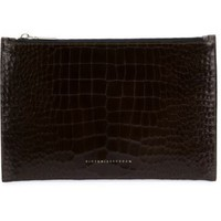 Victoria Beckham Large Rectangular Clutch - Forty Five Ten - Farfetch.com