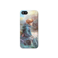 P7075 Nausicaa Case For IPHONE 5
