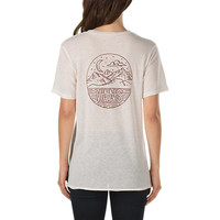 Line Scene T-Shirt | Shop at Vans