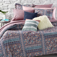 BCBGeneration Batik Floral Bedding Collection | macys.com