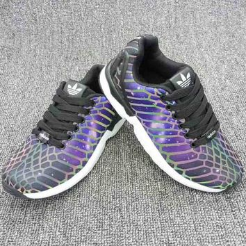 ADIDAS 2018 men and women tide brand chameleon casual wild sports shoes F-WZJ-HF NO.1