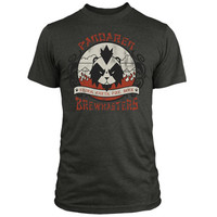 J!NX : World of Warcraft Pandaren Brewmaster Premium Tee