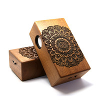 Mandala Bold Wireless Speaker Box