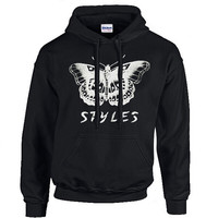 Harry Styles one Direction tattoo funny hoodie for unisex adult