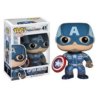 Captain America The Winter Soldier Pop! Heroes Vinyl Figure