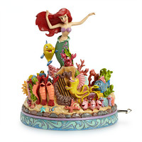 Ariel ''Under the Sea'' Musical Figurine by Jim Shore