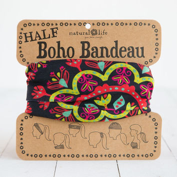 Boho Bandeaus by Half!