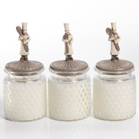 Chef's Essential Scents Kitchen Candle Jar