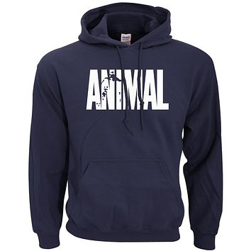 1235 Animal Bodybuilding Sweater