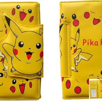 Pokemon Pikachu Long Wallet