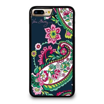 VERA BRADLEY PETAL PASILEY iPhone 4/4S 5/5S/SE 5C 6/6S 7 8 Plus X Case
