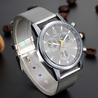 mens classic steel strap watch gift box 08 2