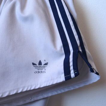 vintage men's ADIDAS sportswear SHORT size XL shorts
