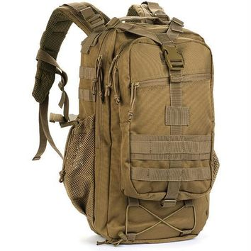 Red Rock Gear Summit Backpack Coyote