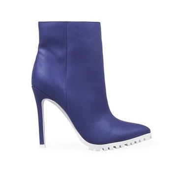 Groupie Blue Booties