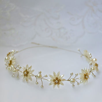 pearl tiaras, bridal accessories, hair bands, hair pearls, headband hair flower, tiara wedding, golden crown, gold tiara, pearl headband