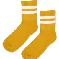 Sporty Tube Ankle Socks