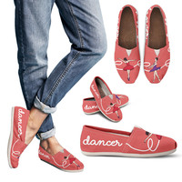 Ballet Dancer Casual Shoes