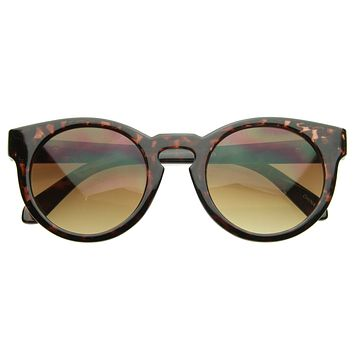 Designer Fashion Inspired Large Womens Sunglasses 8446