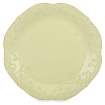 Lenox® French Perle Dinner Plate in Pistachio