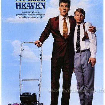 My Blue Heaven 27x40 Movie Poster (1990)