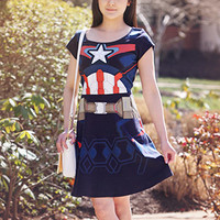 Captain America Age of Ultron Dress - Exclusive